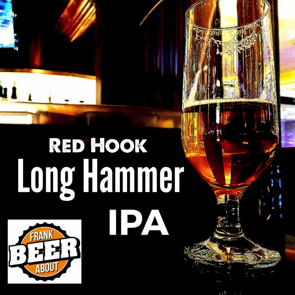 Red Hook brewing Long Hammer IPA craft beer