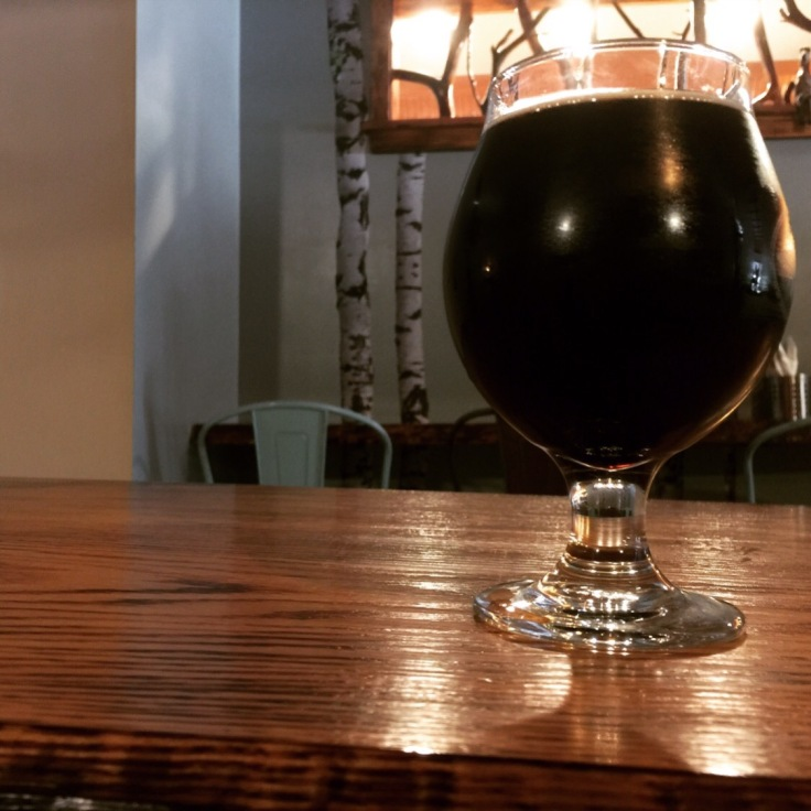 Adroit Theory Death of Cthulhu Russian Imperial Stout craft beer