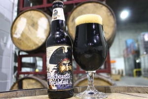 Heavy Seas Blackbeard Breakfast barrel aged porter